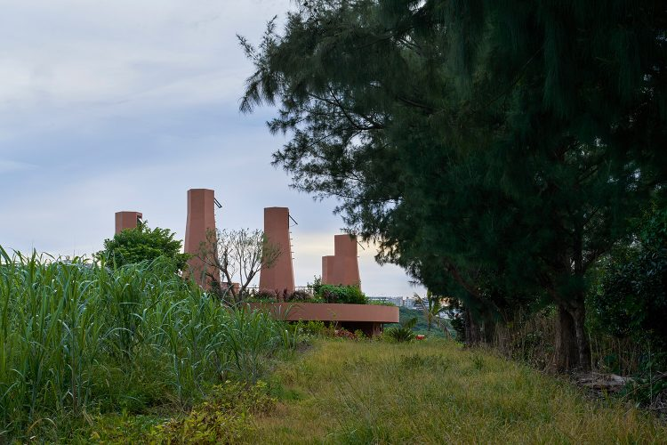 Care house of the Wind Chimneys